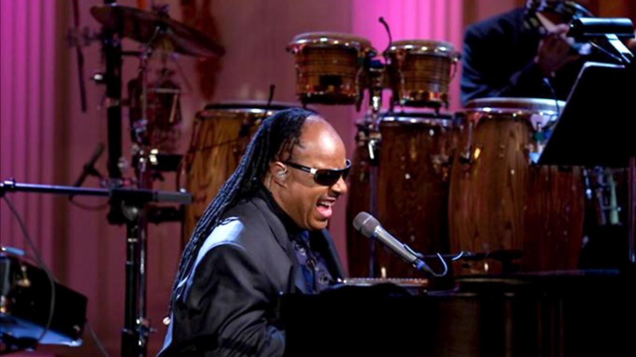 The beauty of Stevie Wonder playing Nipsey Hussle's funeral