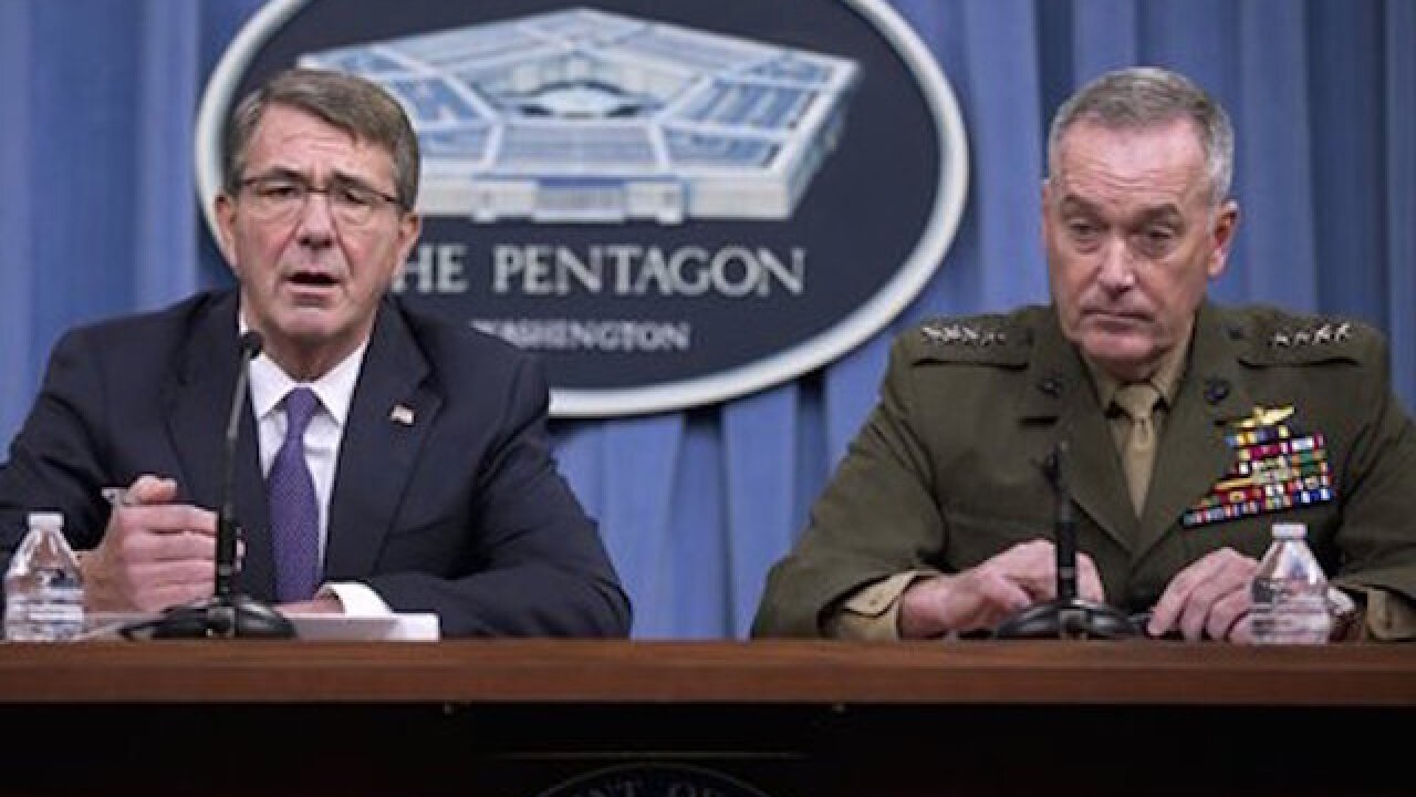 Pentagon moving to increase US troops in Iraq