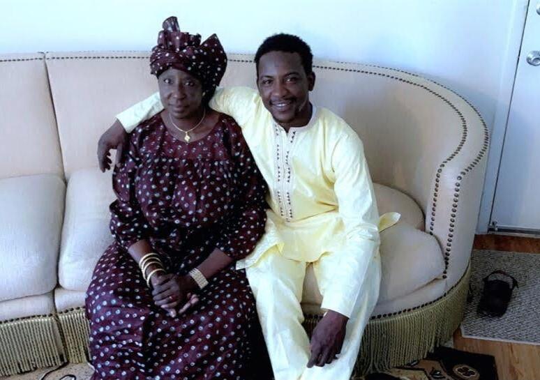 Zakaria Guisse & Mom