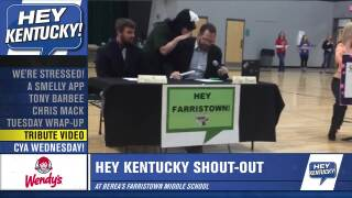 """Hey Kentucky! featuring JOSH CORMAN!!!"" (Tuesday's Full Episode)"