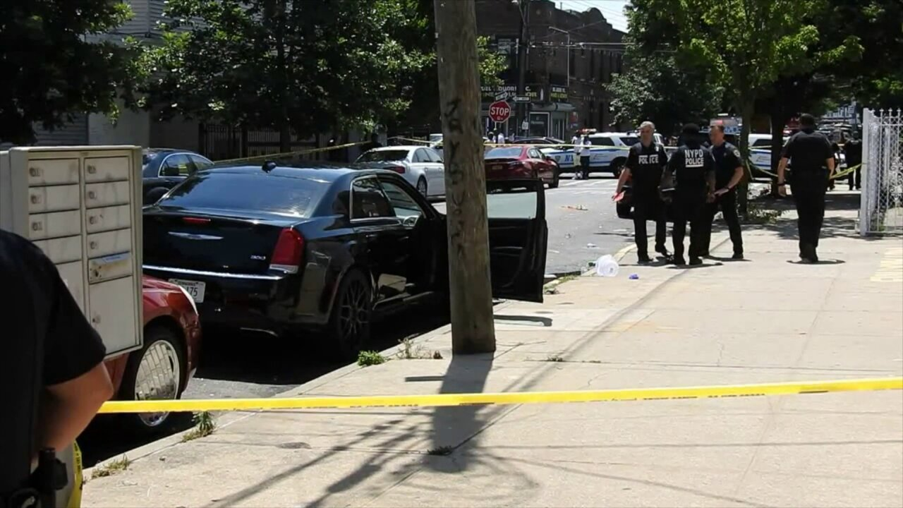 east new york shooting