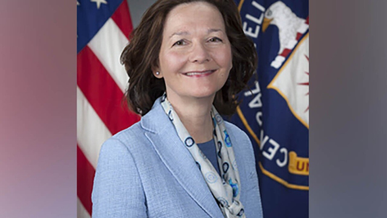 Gina Haspel could be the first woman ever to run the CIA