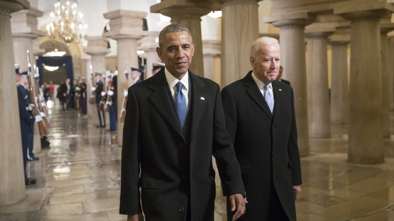 Obama, other former Democratic presidents release statements congratulating Biden