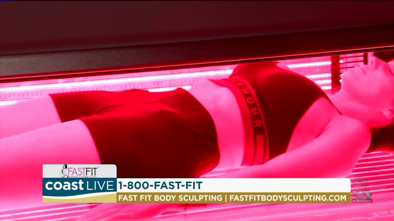 A Fast Fit client turned employee shares her story on Coast Live