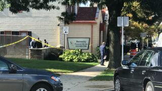 Police: 7 people shot at Milwaukee funeral home