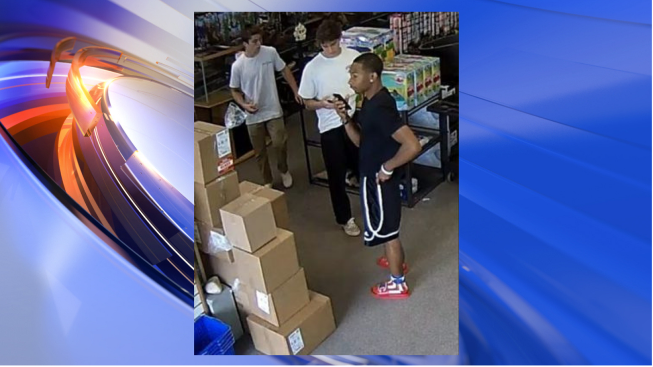Rats stolen from Chesapeake pet store; thieves caught on camera