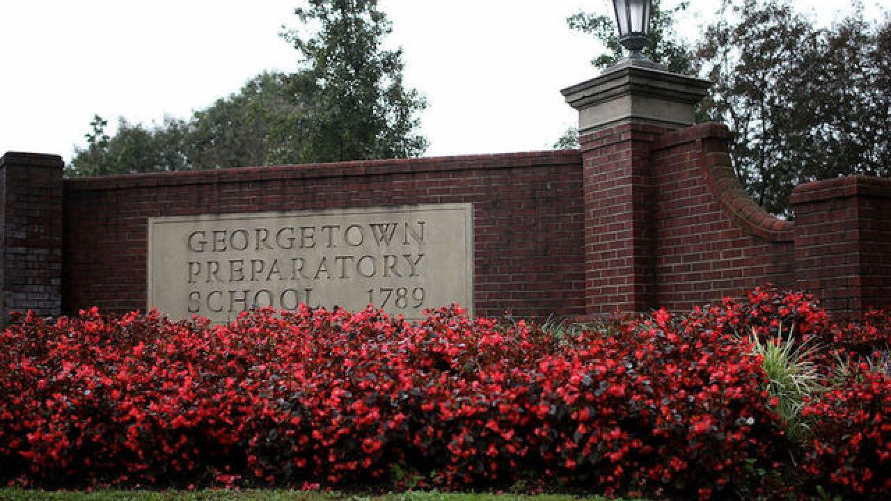 The 100-keg quest: Kavanaugh classmate Mark Judge details senior year at Georgetown Prep