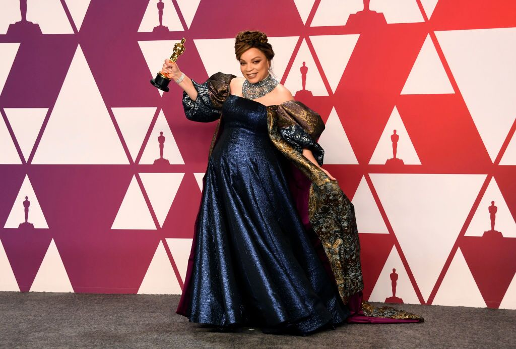 Photos Ruth Carter Hampton University Alum Wins Best Costume Design Oscar For Black Panther