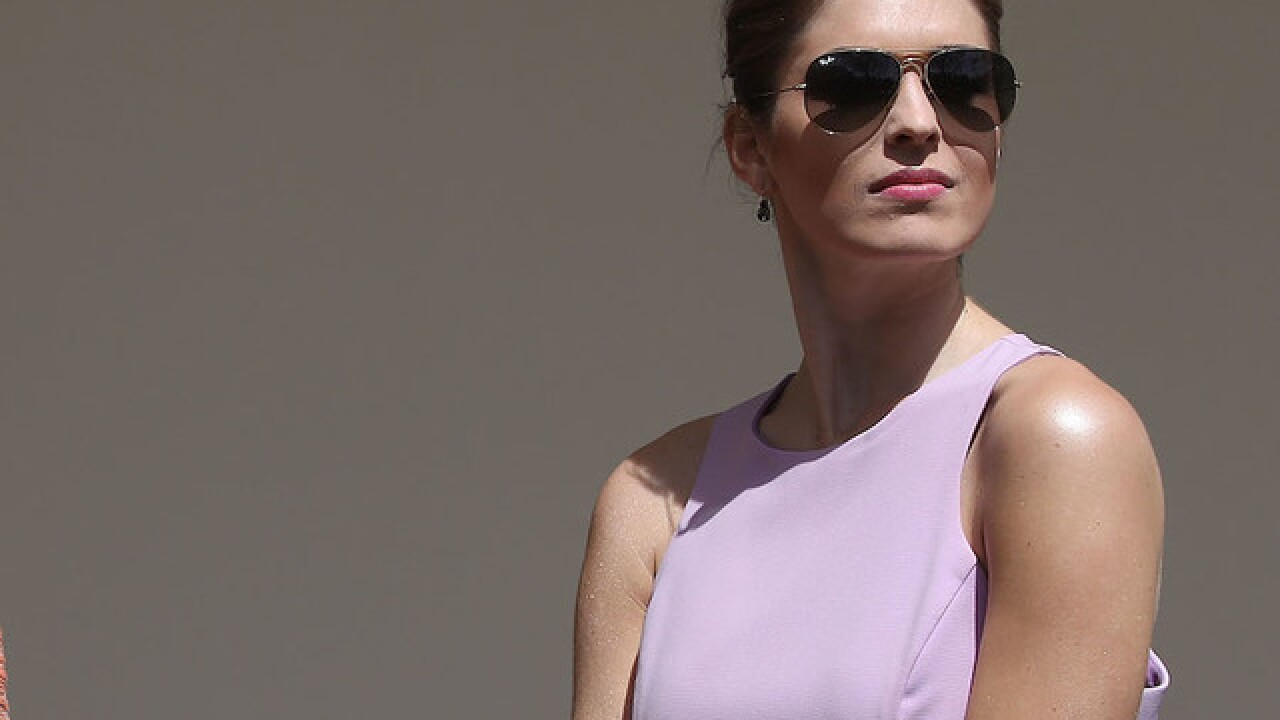 Hope Hicks named permanent White House communications director
