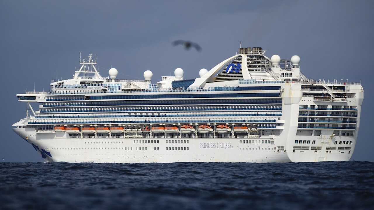 Family of cruise ship passenger who died of COVID-19 sues Princess Cruises
