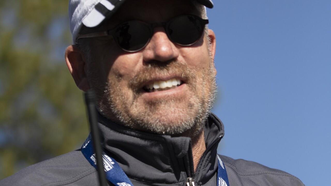 Tom Osborne, Sports Corp CEO, passed away on Wednesday morning