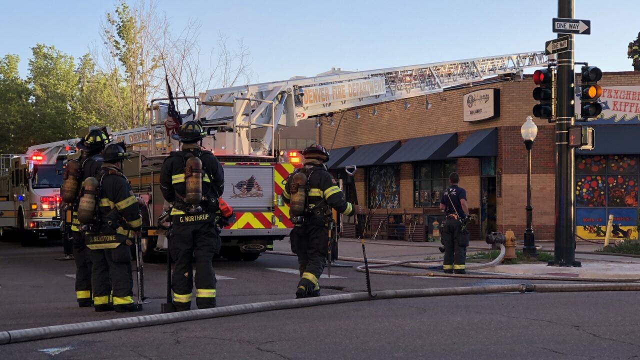 17th Avenue and Logan Street fire_Paul Iwancio