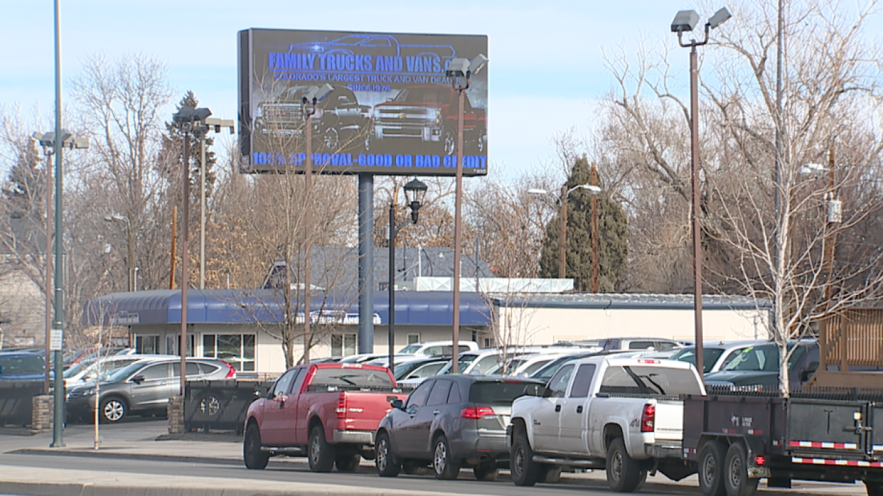 Complaints Pile Up Against Colorado Used Car Dealership With Ties To