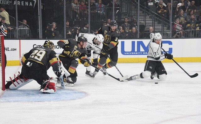PHOTOS: Vegas Golden Knights playoff gallery