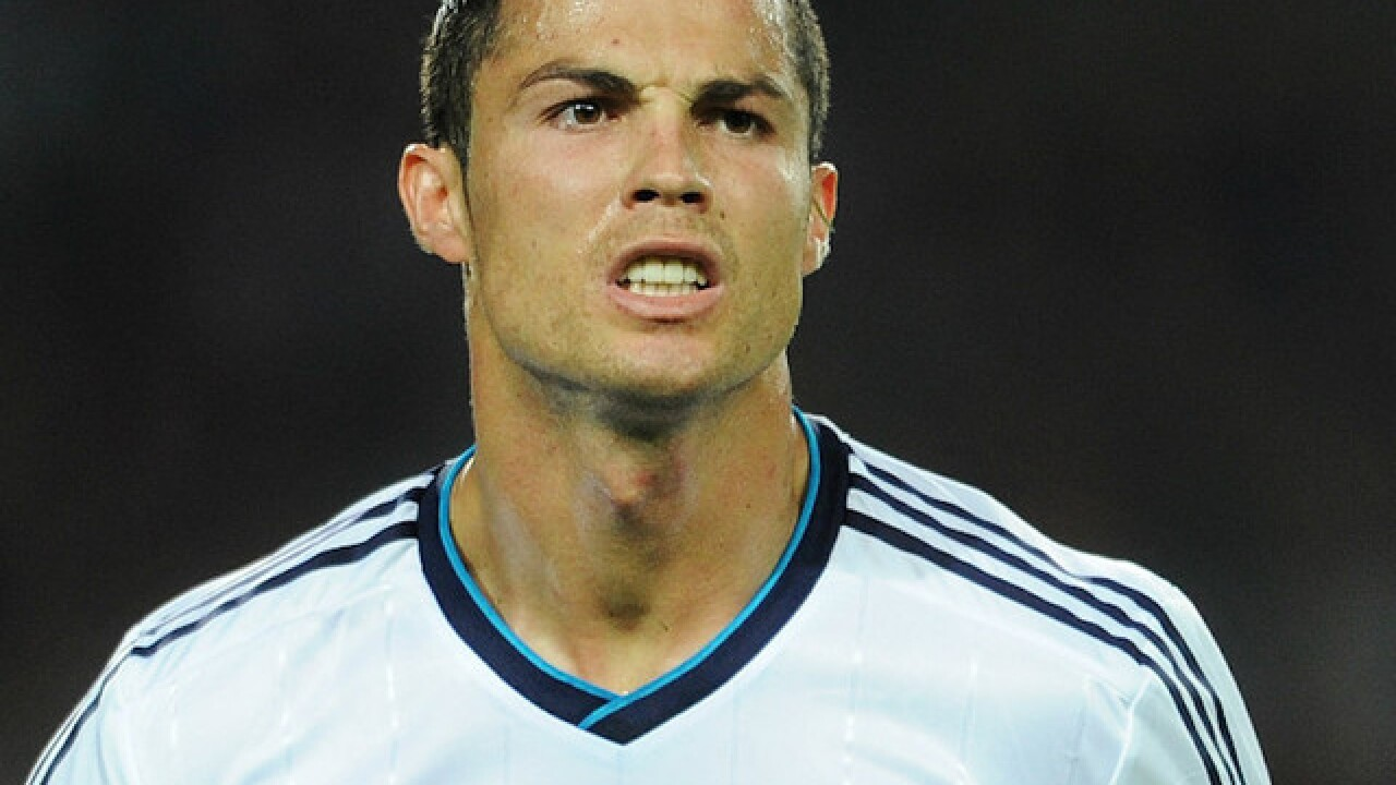 Las Vegas woman sues Cristiano Ronaldo, accuses him of rape