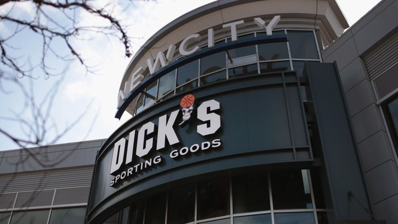 Dick's Sporting Goods destroying all the guns it pulled from its shelves