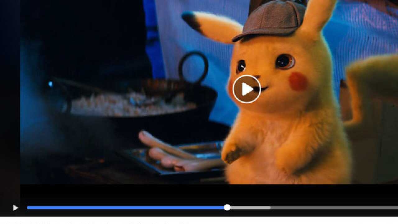 WATCH: Pokémon Detective Pikachu trailer released, starring Ryan Reynolds