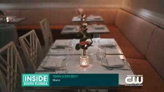 Inside South Florida: Swan & BarBevy