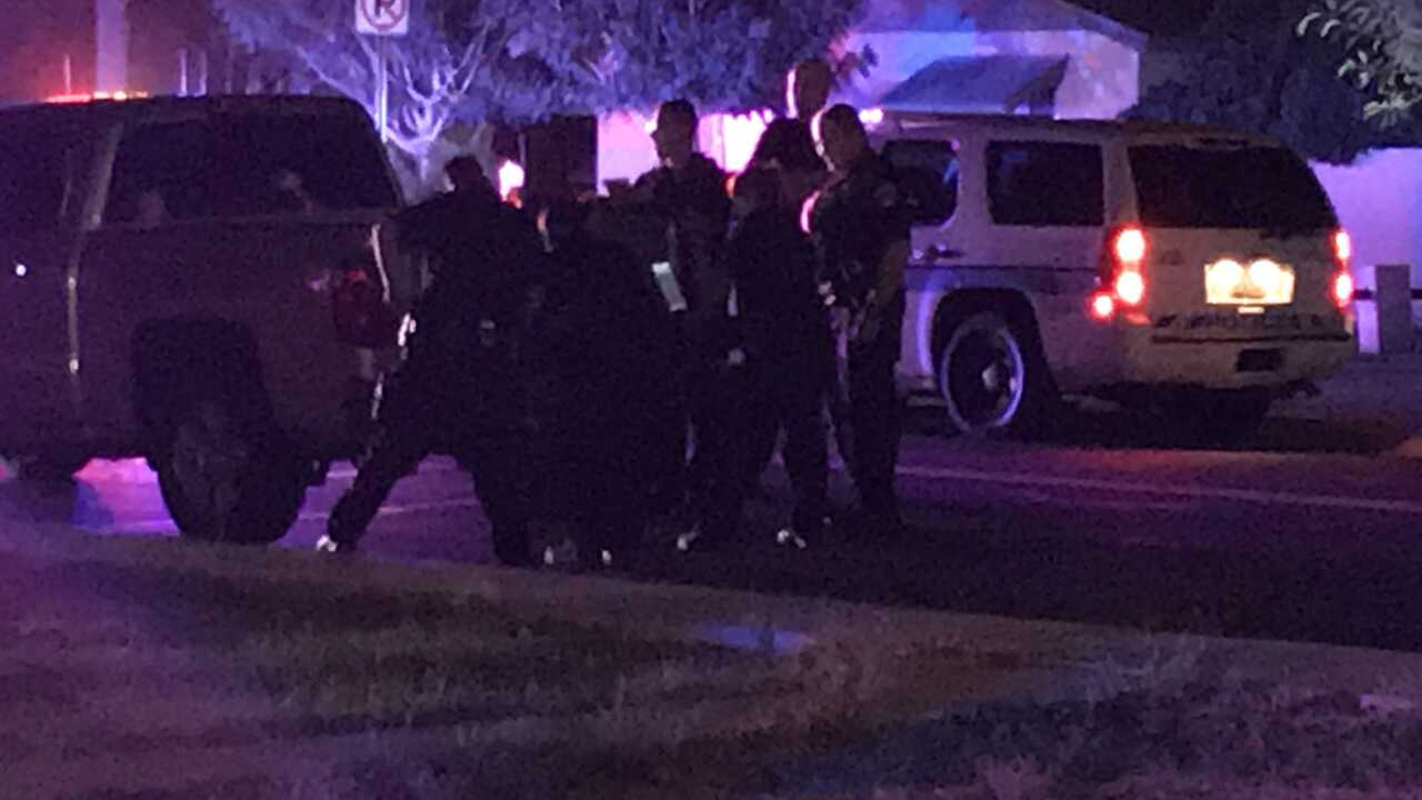 PD: 3 shot in Chandler home, suspect 'armed, dangerous' and on the loose