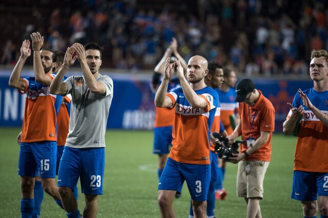 FC Cincy crushes St. Louis 4-0 in home opener