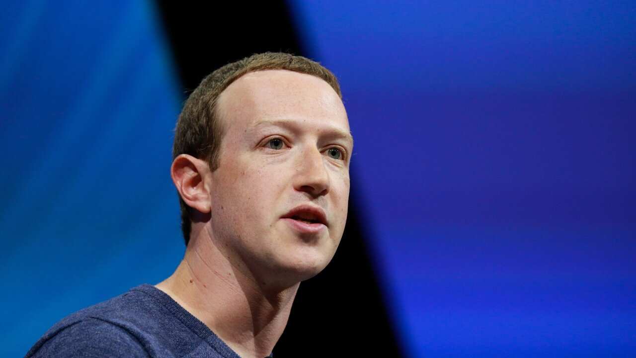 Facebook's Mark Zuckerberg calls for more regulation of the internet