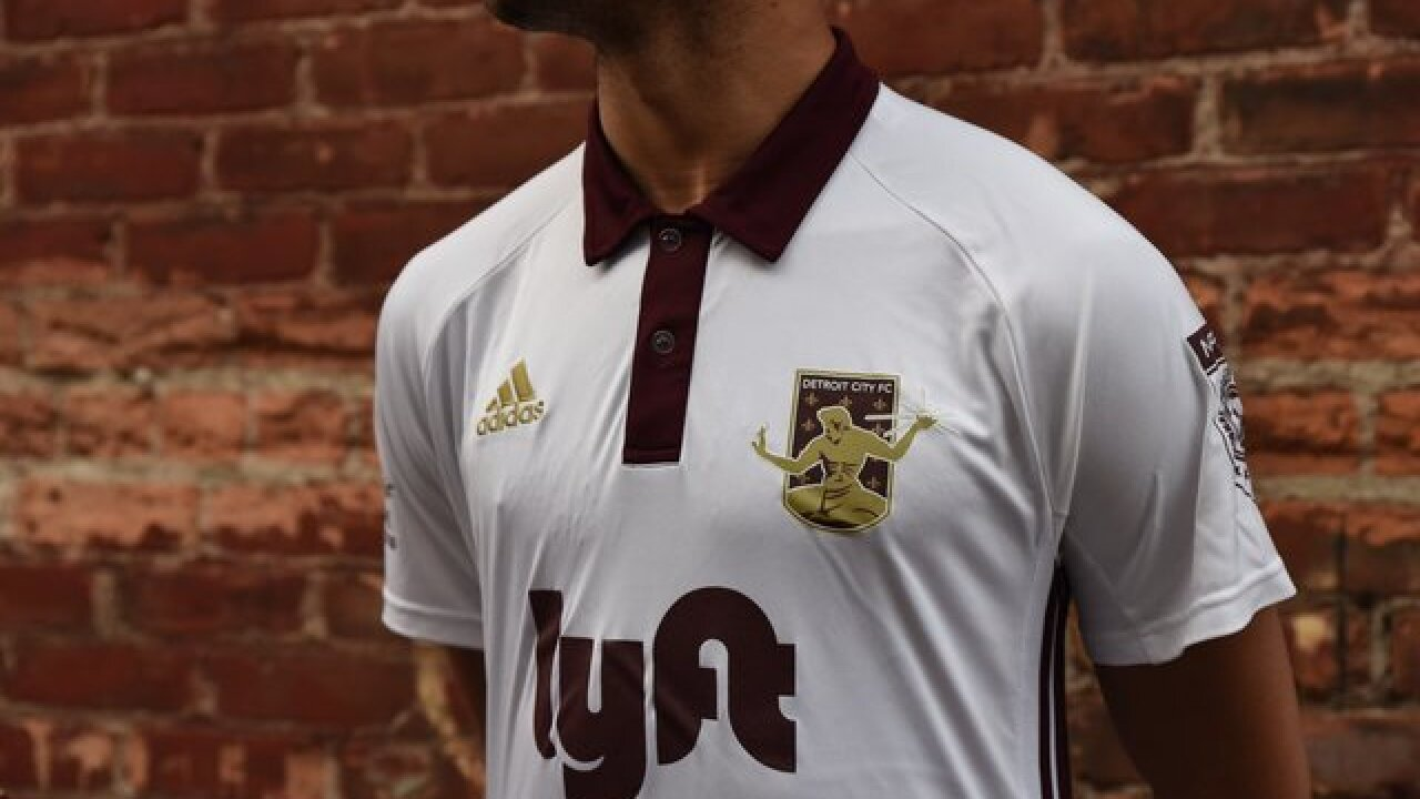 DCFC unveils new uniforms for 2018 season