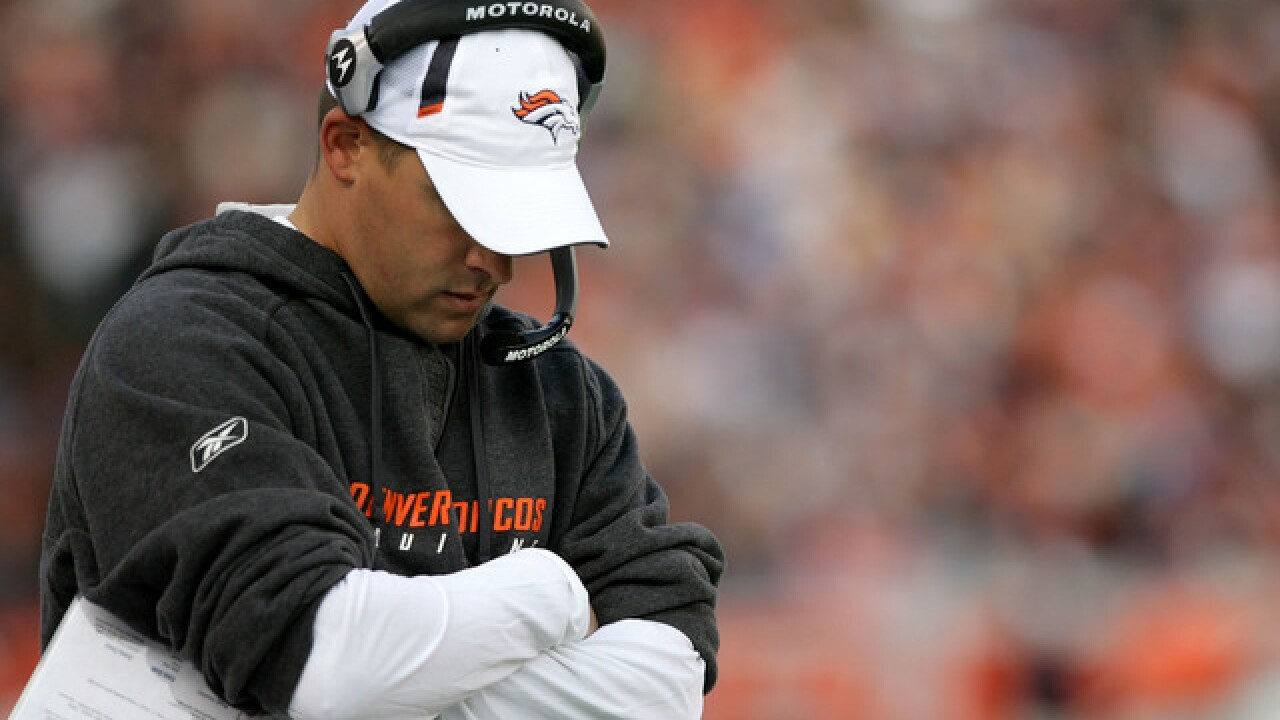 Indianapolis Colts fans throw shade at Josh McDaniels after he backs out of coaching deal