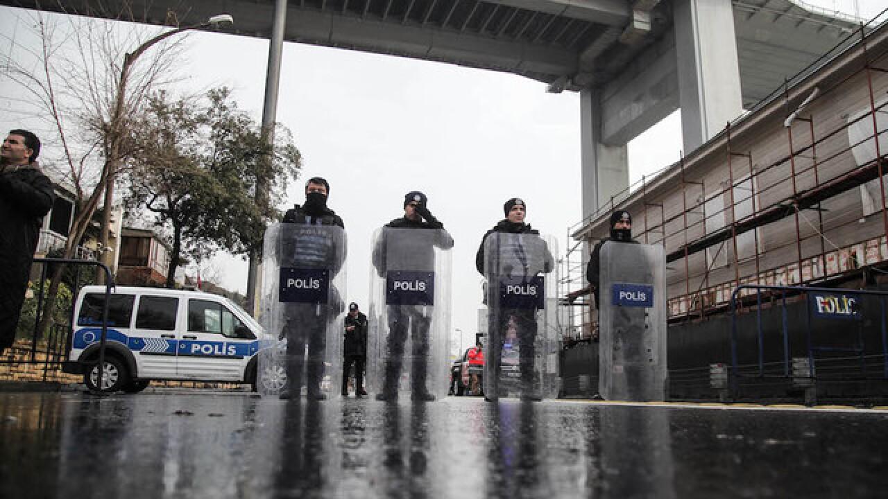 Report: Gunman opens fire in Turkish nightclub
