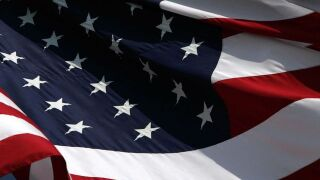 Colorado man resisting request to remove American flag from apartment