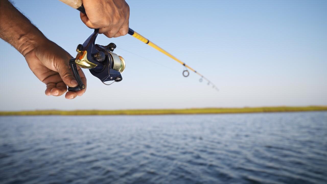 Celebrating National Go Fishing Day in HamptonRoads