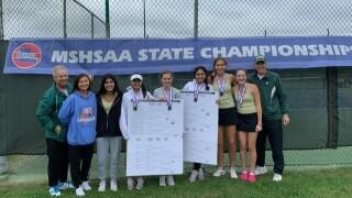 Barstow girls tennis