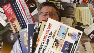 Flood of political mailers in MT are symptoms of larger fight