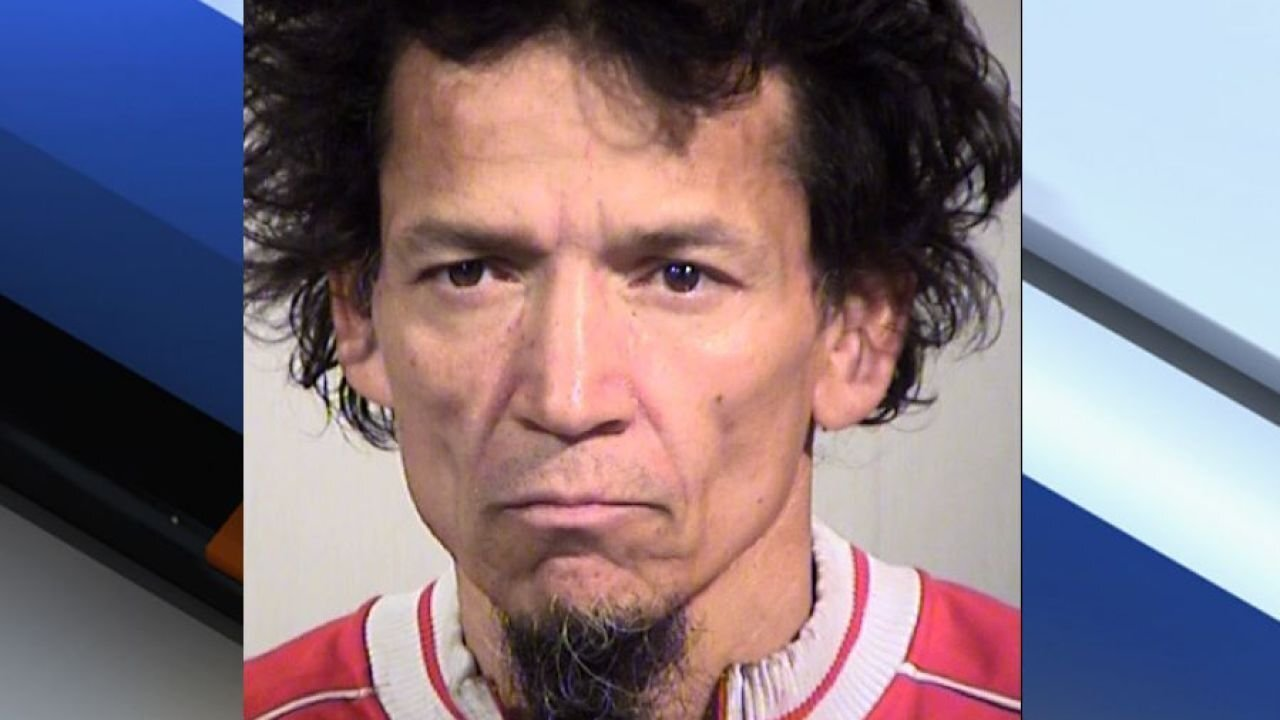 Phoenix man arrested for pushing roommate off roof.