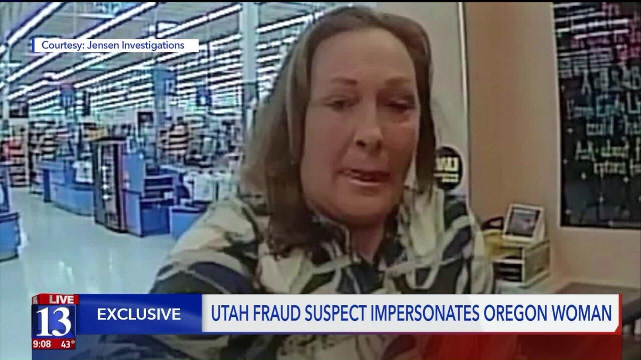 Woman says two Utah banks let impersonator fraudulently wipe heraccount
