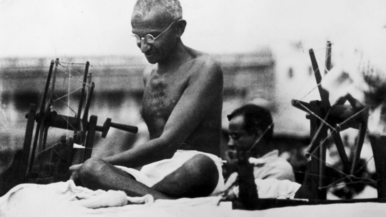 Gandhi once wrote a letter praising Jesus and it's on sale for $50,000