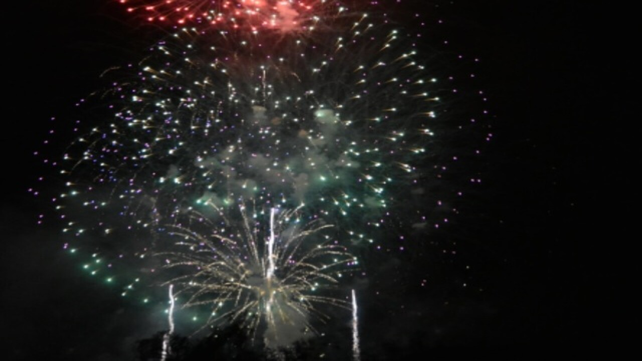 10 firework safety tips for July 4th
