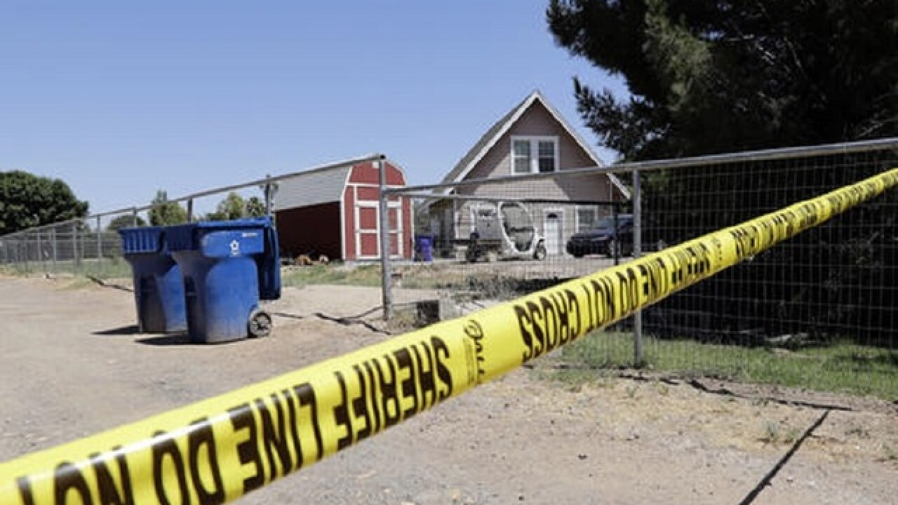 Arizona sheriff: 3 slain in possible murder-suicide