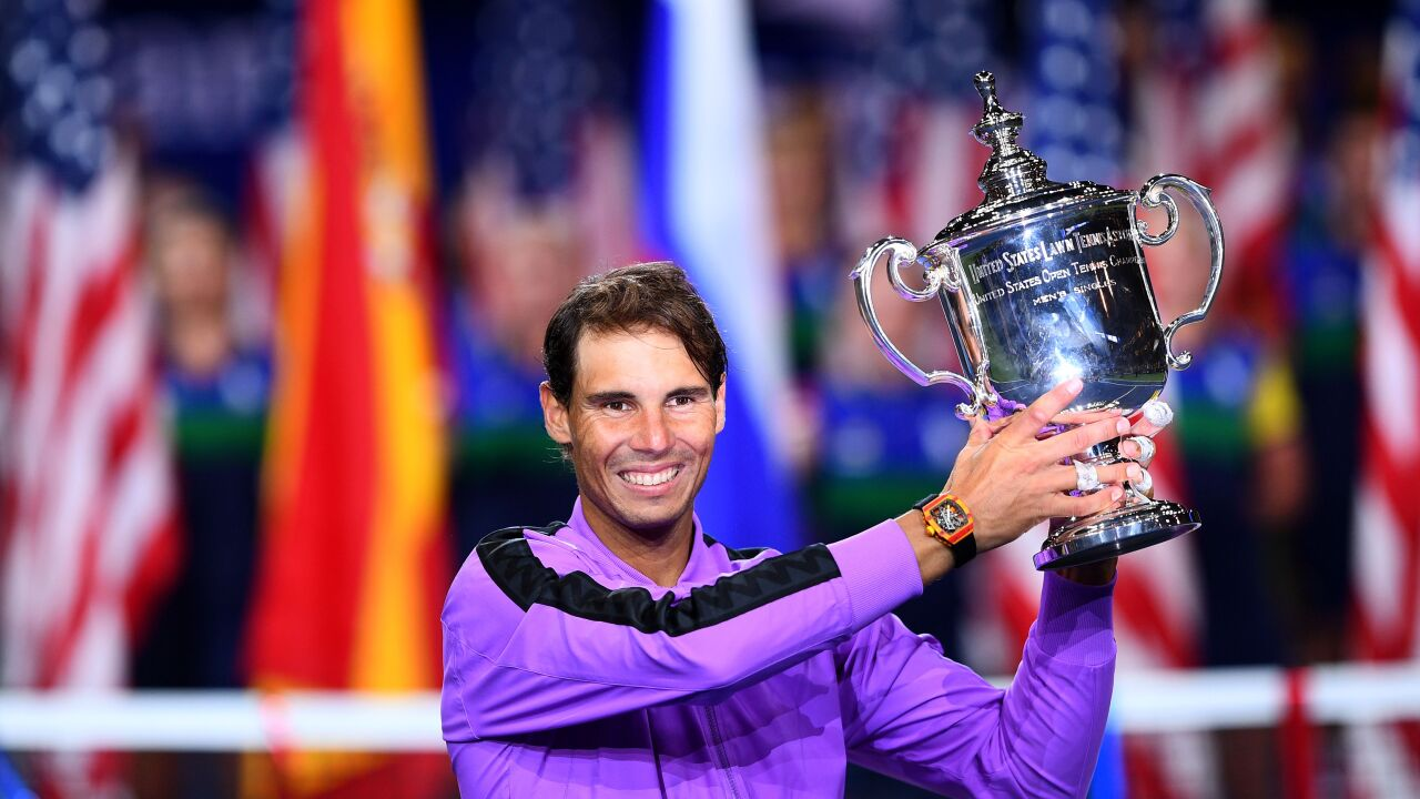 Rafael Nadal wins fourth US Open and 19th major, only one behind Federer