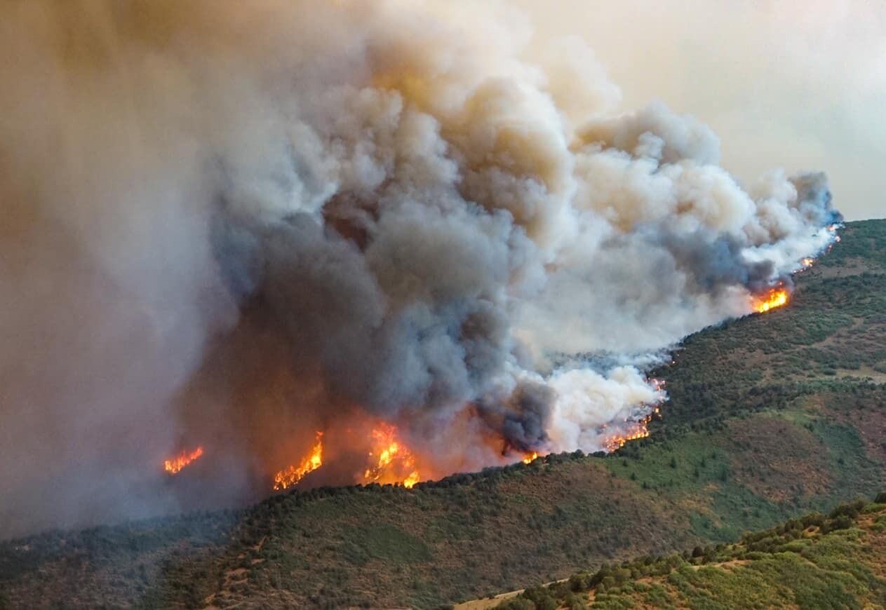 Grizzly Creek Fire grows to 14,663 acres as of Friday morning