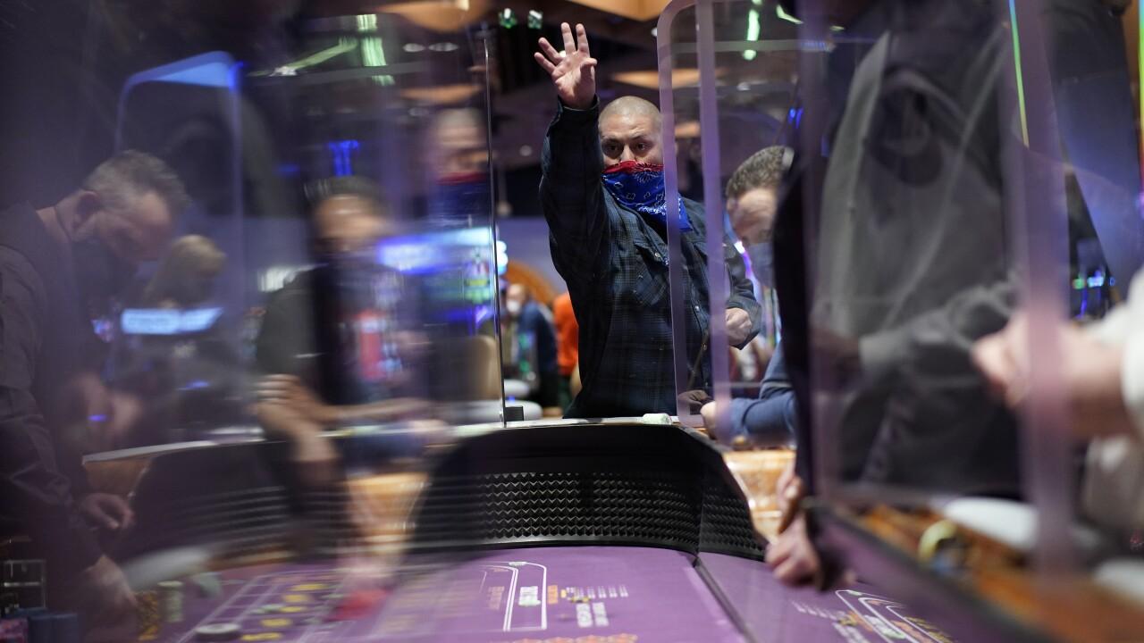 Casino Win Nevada