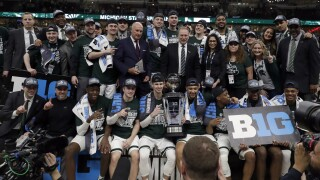 2019 B10 Michigan Michigan St Basketball