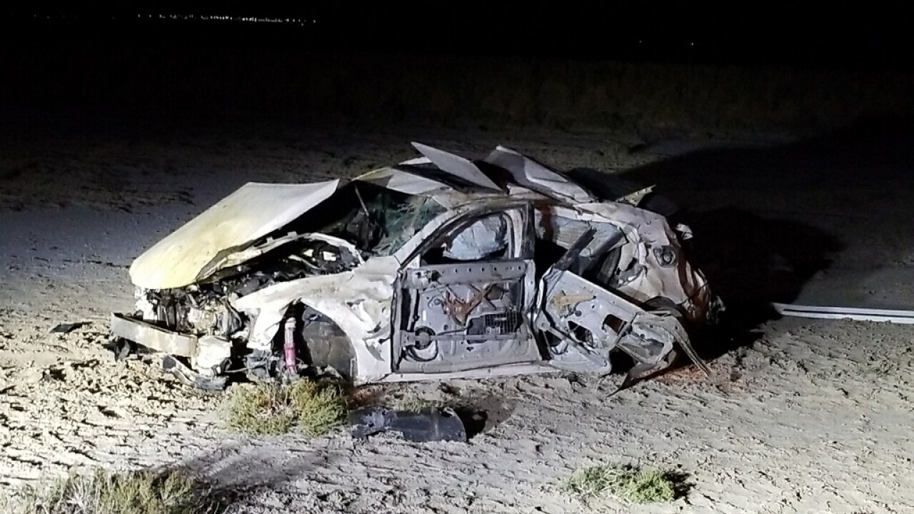 One dead, others injured following deadly rollover near Tooele