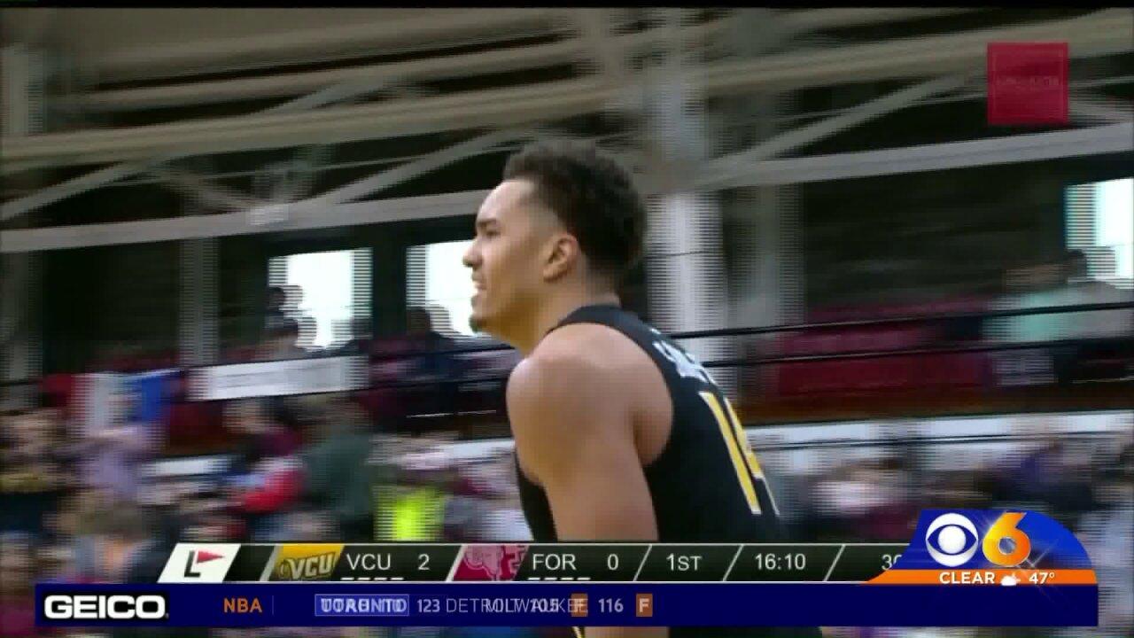 CBS 6 Basketball Whiparound Jan.5th