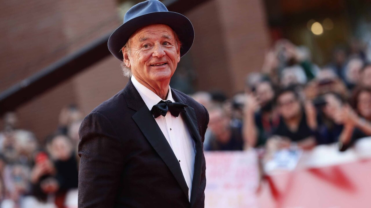 Bill Murray applied for a job at P.F. Chang's in the Atlanta airport