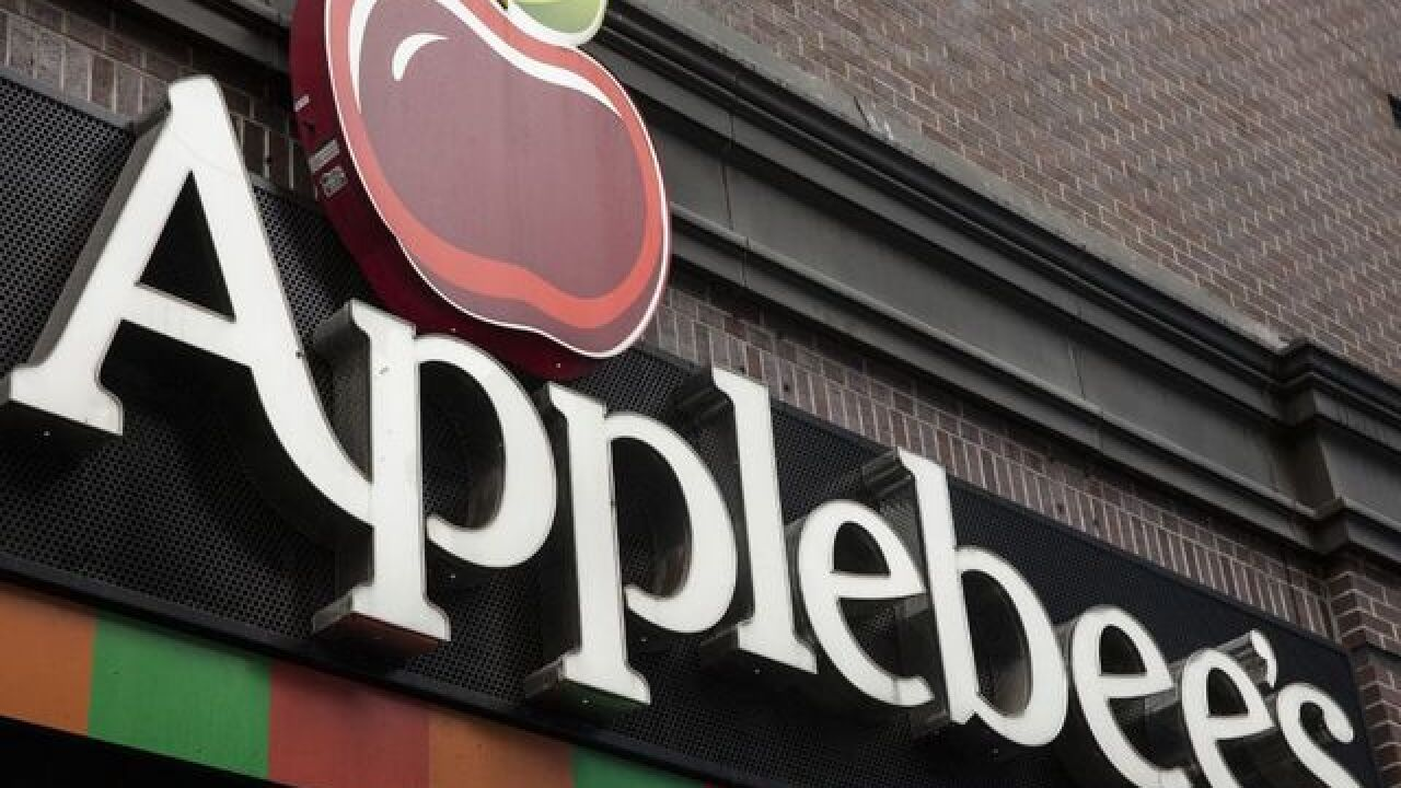 Applebee's holding fundraiser to help pay off school lunch debt in Michigan