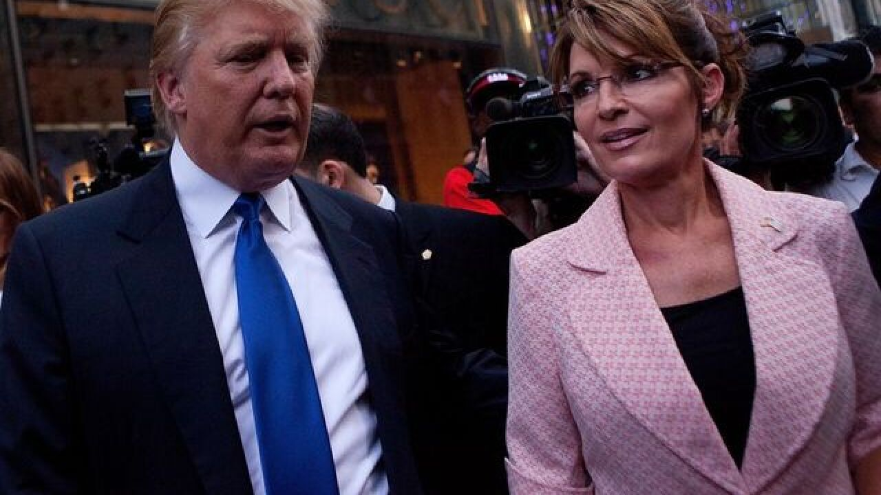 Sarah Palin and Donald Trump to speak at Denver's Western Conservative Summit