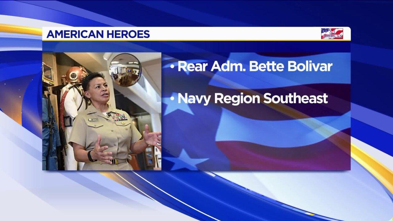 American Heroes: BetteBolivar