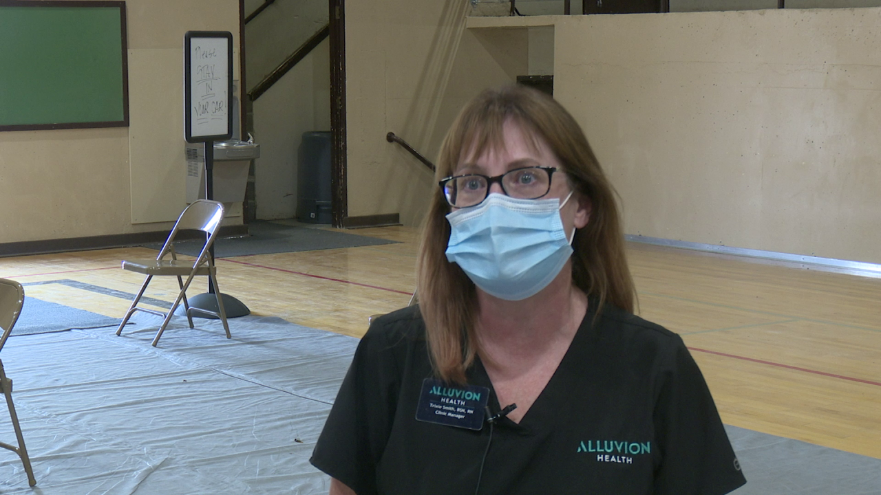 Trixie Smith is the Prevention Services Manager for Alluvion