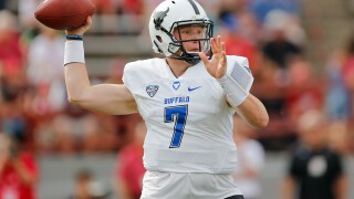 Kyle Vantrease, defense carry Buffalo past Eastern Michigan