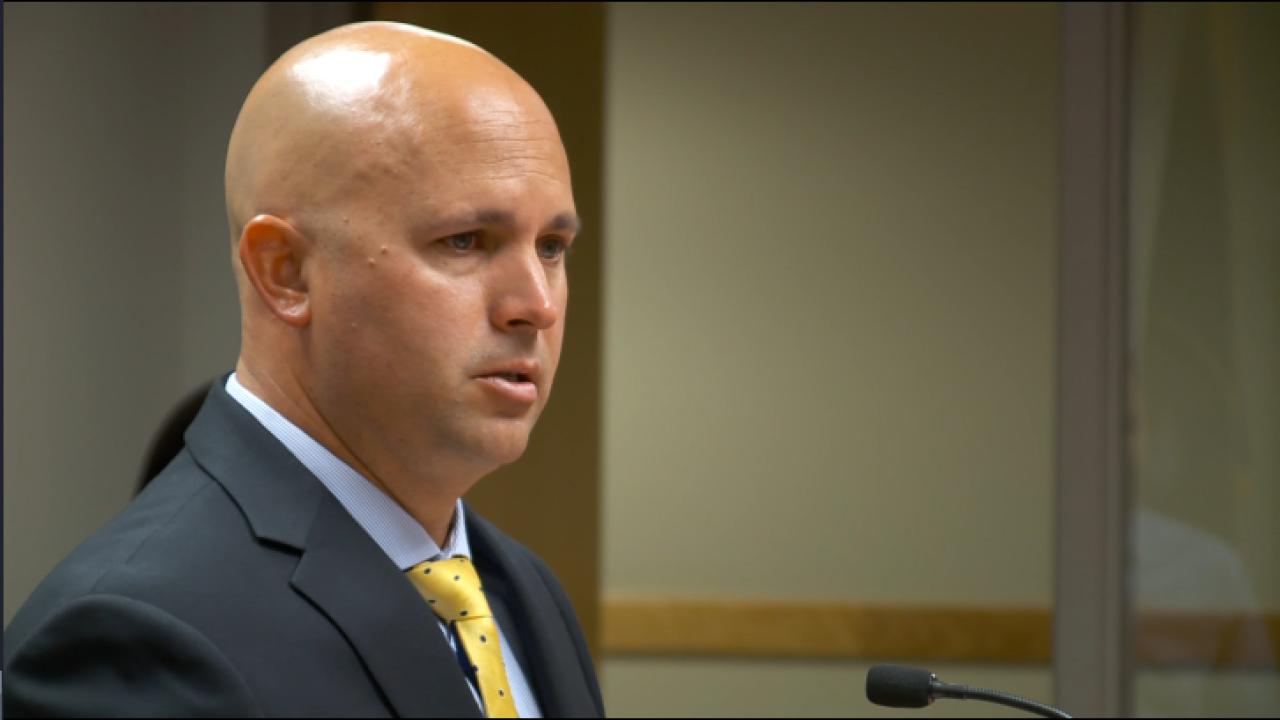 Ex-Draper cop disciplined over vehicle tailpipe emissionsissue